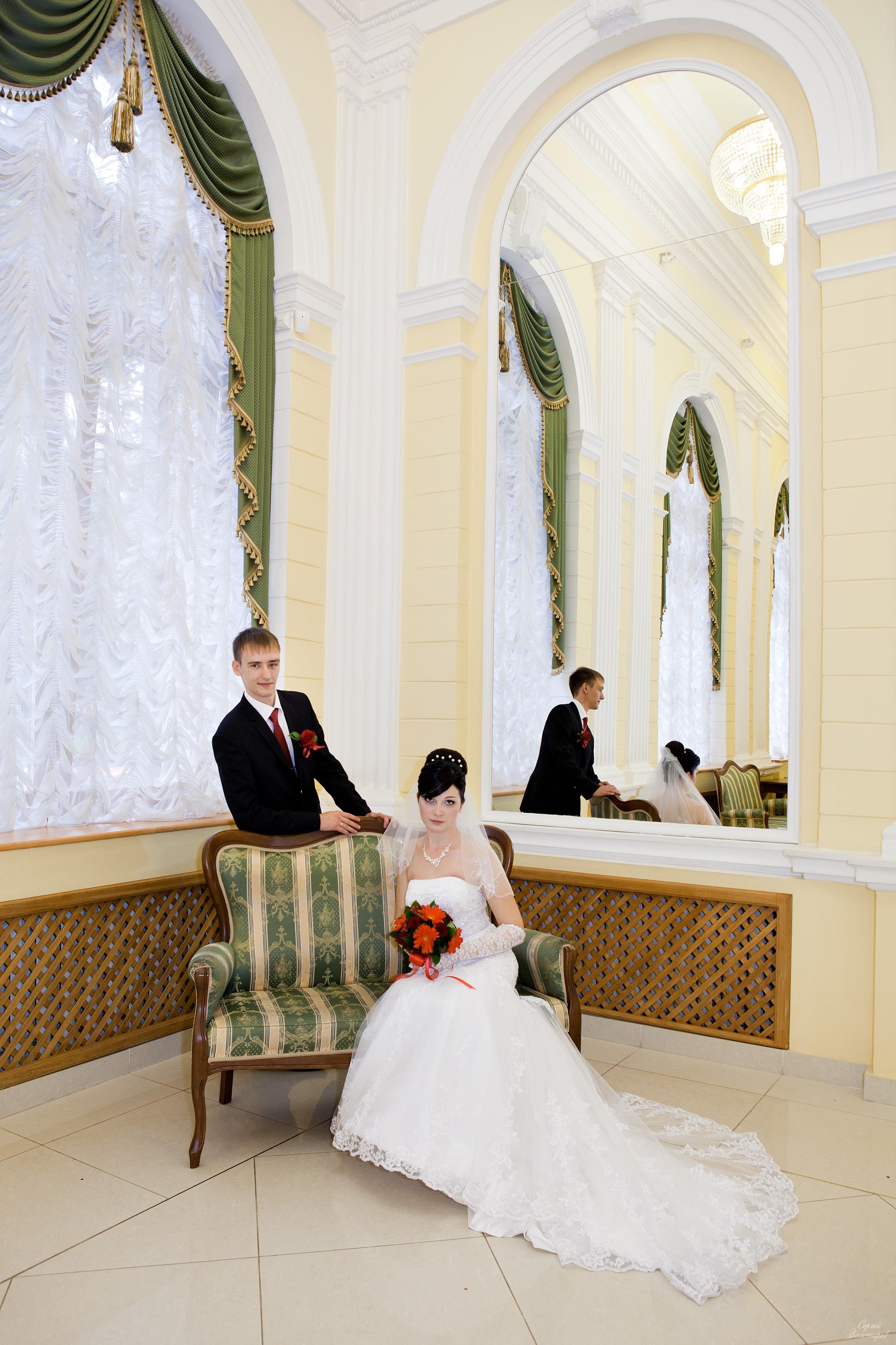 Свадьба Владимира и Екатерины 9