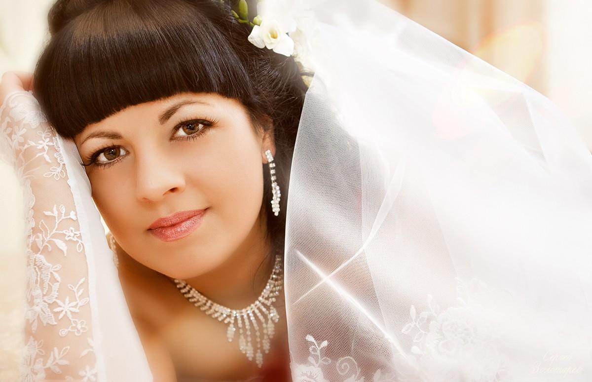 Творческая свадебная фотография 8
