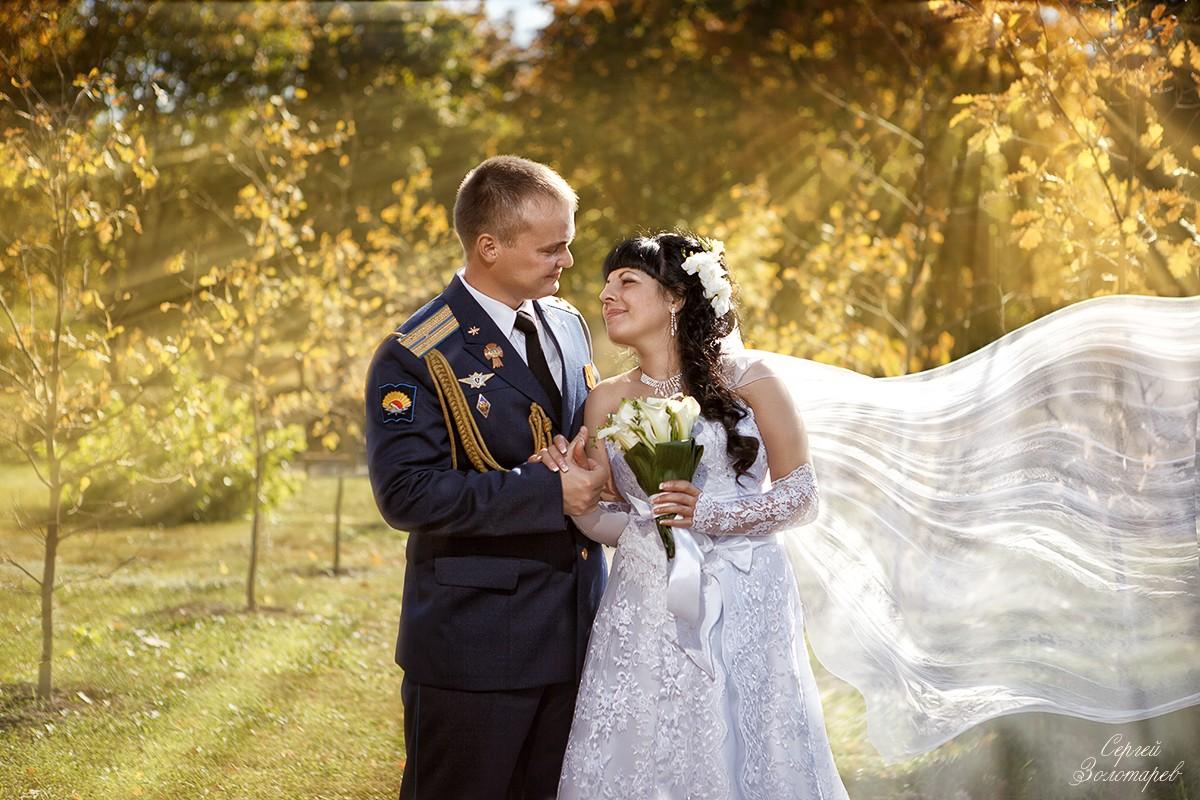 Творческая свадебная фотография 5