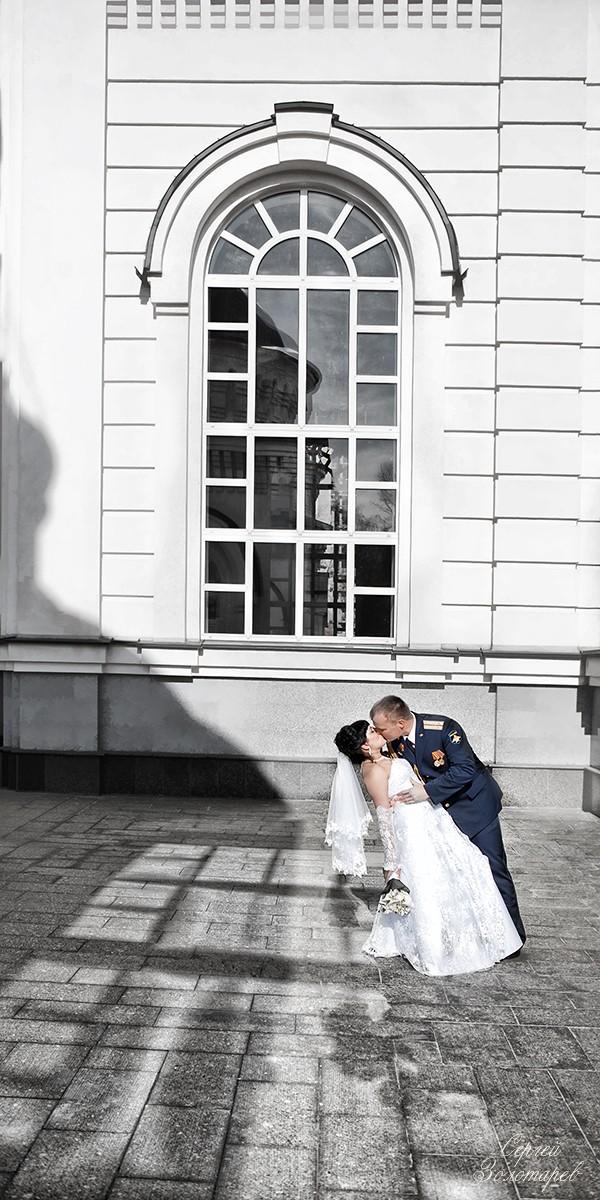 Творческая свадебная фотография 3