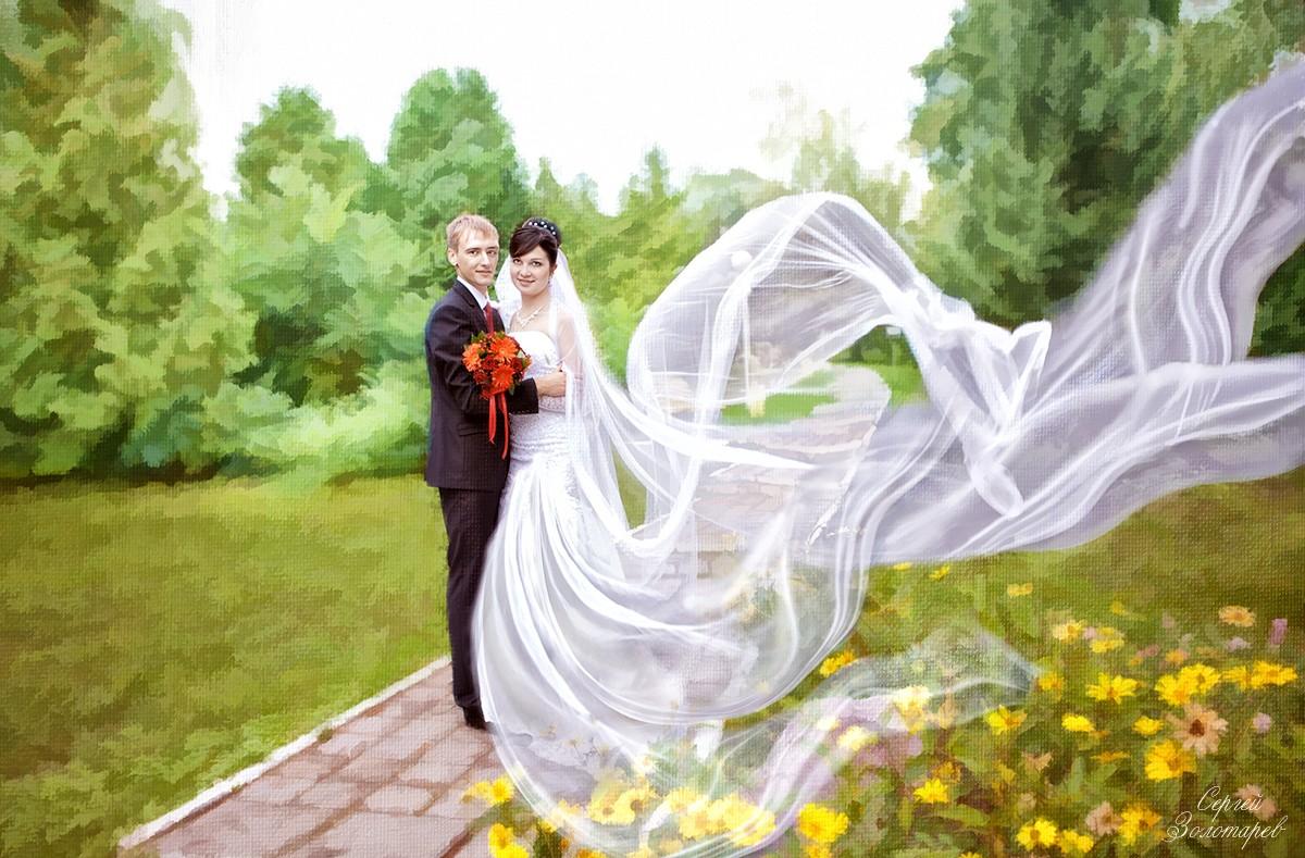 Свадьба Владимира и Екатерины 4