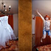 Свадебная фотокнига Павла и Наталии-2