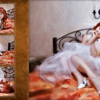 Свадебная фотокнига Павла и Наталии-3