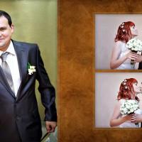 Свадебная фотокнига Павла и Наталии-5