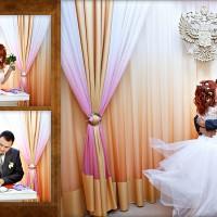 Свадебная фотокнига Павла и Наталии-6