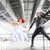 Свадебная фотокнига Павла и Наталии-10