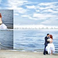 Свадебная фотокнига Павла и Наталии-14