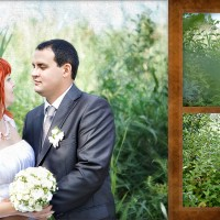 Свадебная фотокнига Павла и Наталии-16