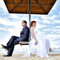 Свадебная фотокнига Павла и Наталии-17