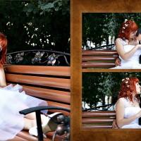 Свадебная фотокнига Павла и Наталии-19