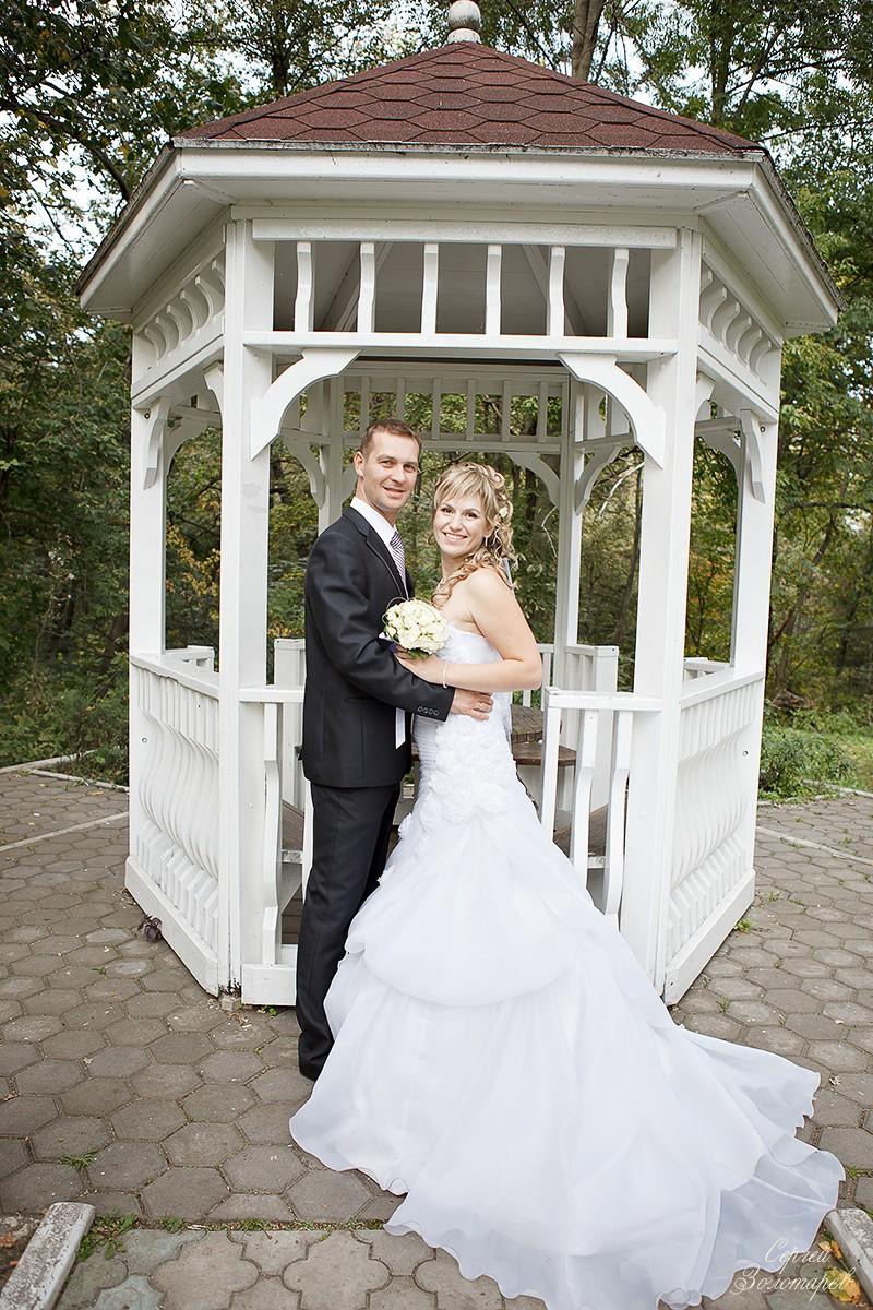 Свадьба Романа и Наталии 16