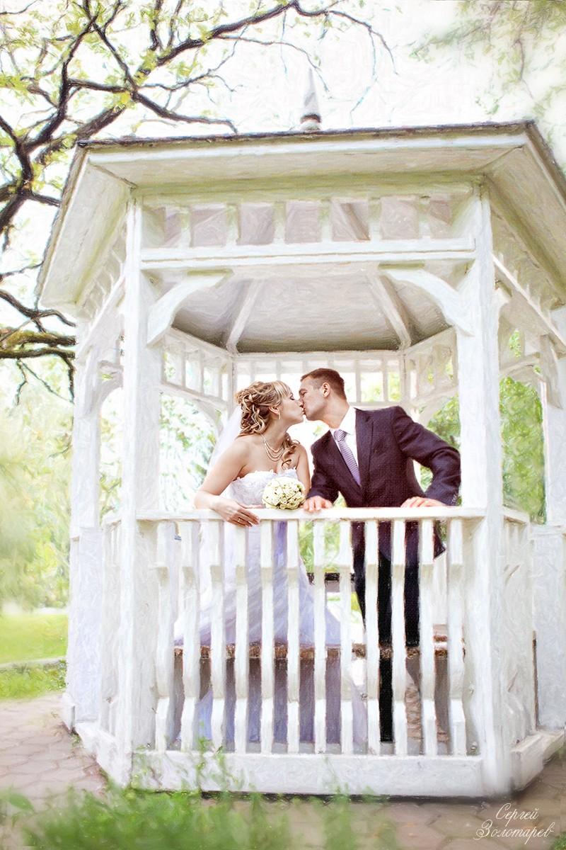 Свадьба Романа и Наталии 1