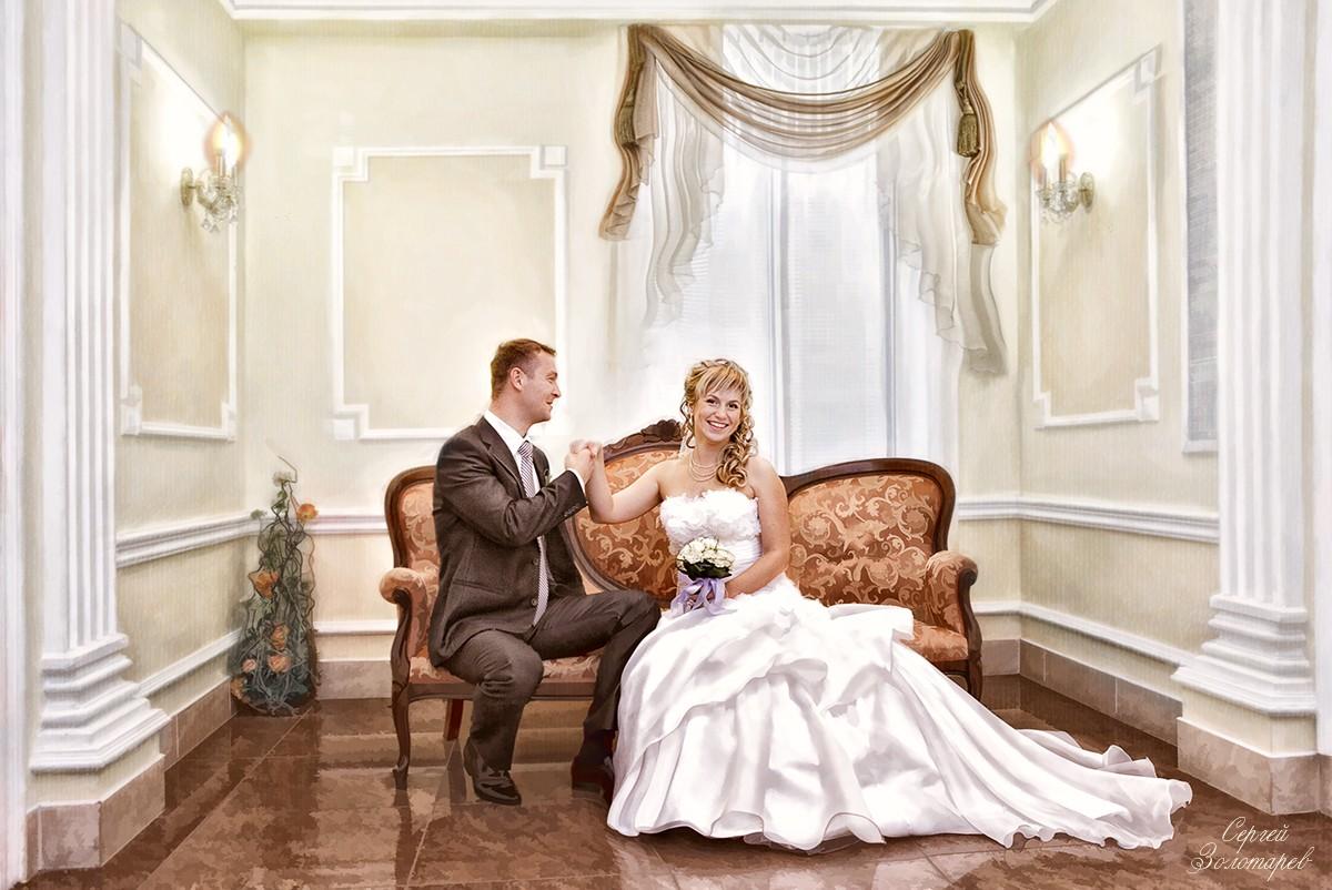 Свадьба Романа и Наталии 6