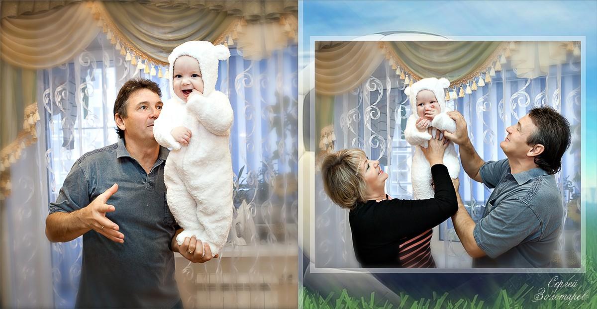 Семейная фотосъемка - 11