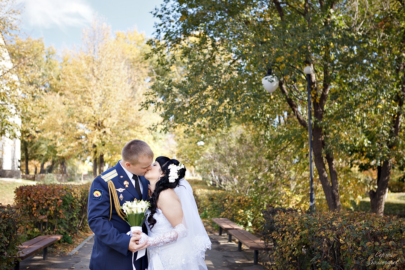 Свадьба Виталия и Натальи 10
