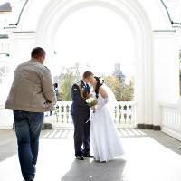 Свадьба Виталия и Натальи 1