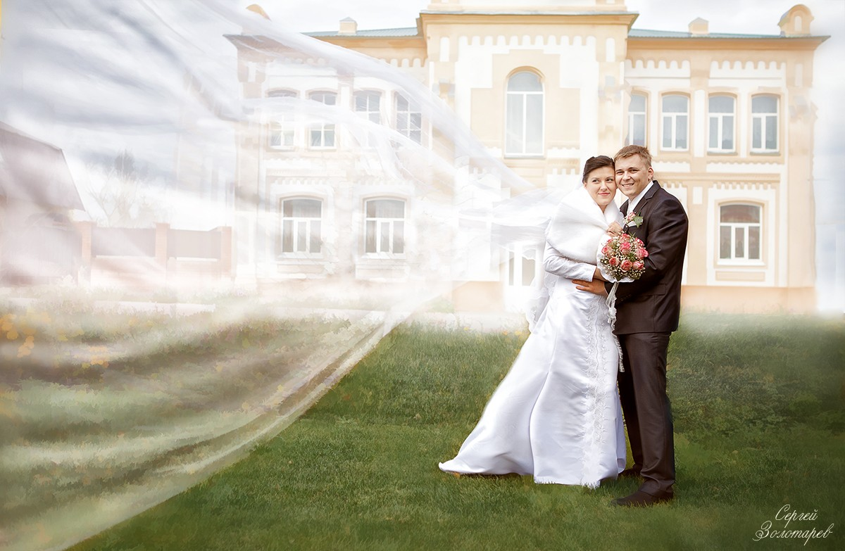 Свадьба Александра и Анны 3