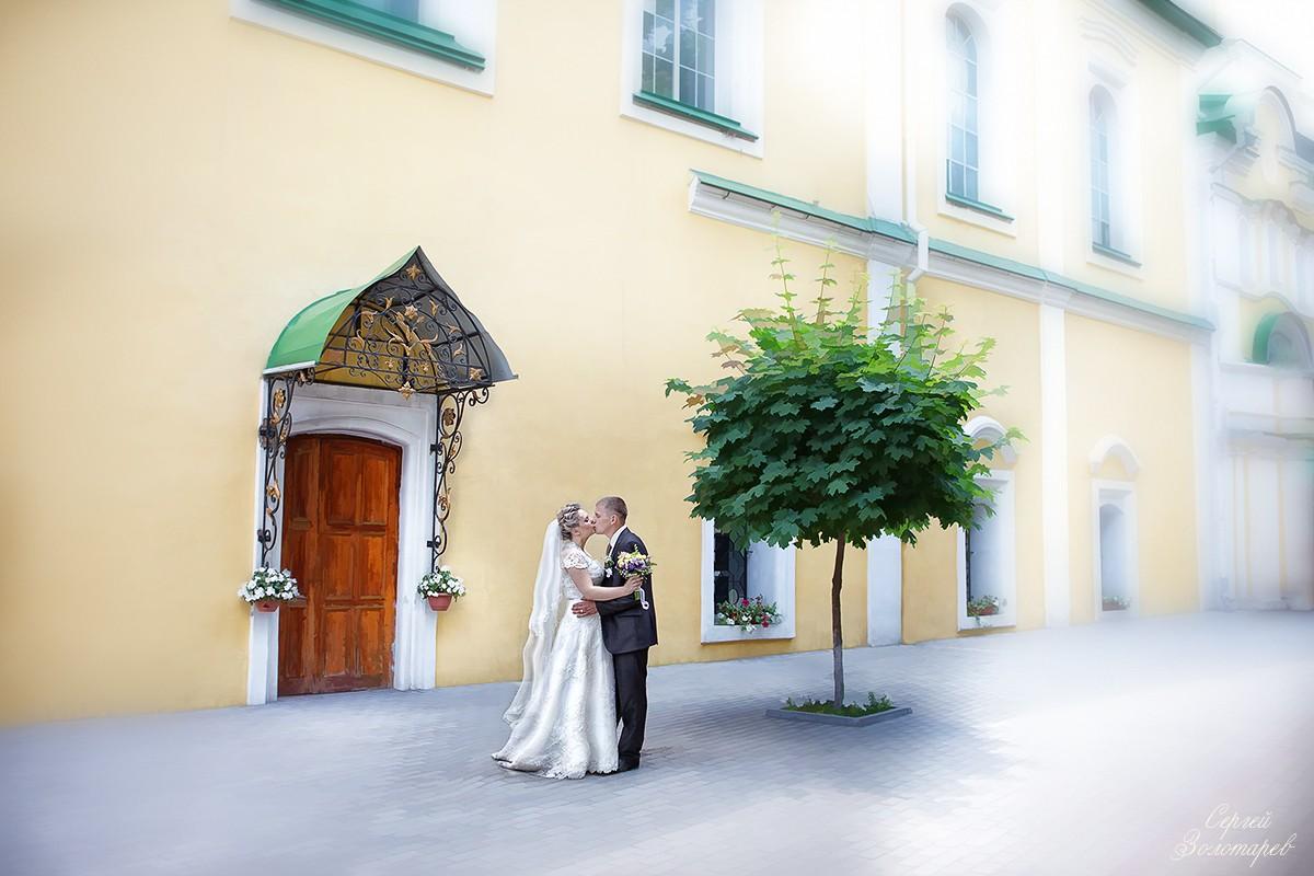 Свадьба Артема и Светланы